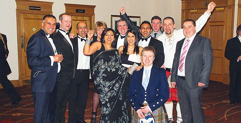 Guests 8 Scottish Grocer Awards
