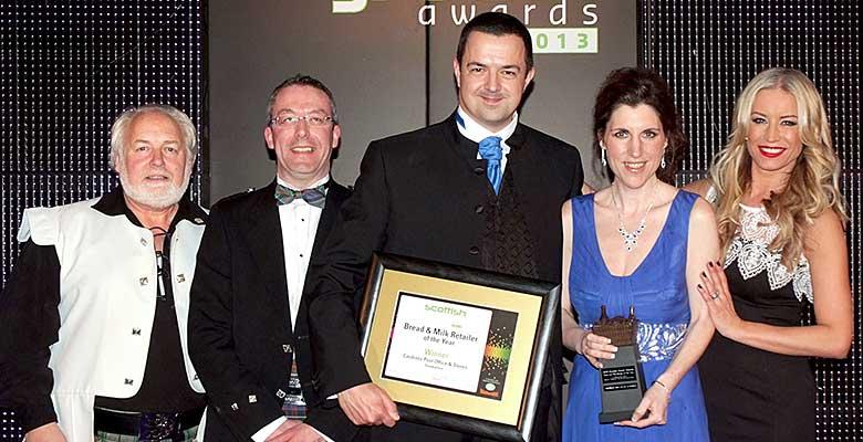 Scottish Grocer Bread & Milk Retailer of the Year award