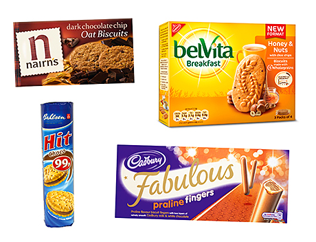 Bahlsen says its Hit Choco 99p PMPs have been selling well in cash and carrys. Nairn's has introduced more flavours to its Oat Biscuits range. Mondelez International added 150g packs of Belvita Breakfast biscuits to its range earlier this year. Cadbury Fabulous Fingers in praline are new from Burton's Biscuit Company.