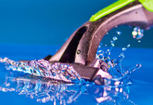 Men spend as much cash and more time on grooming than women and many now own hair dryers and hair straighteners according to surveys carried out for online grooming products and services sites.