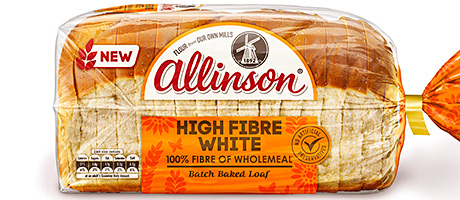 Allinson recently added a high-fibre loaf to its range. Hamlyns of Scotland says porridge is becoming more popular in summer.