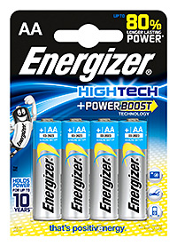 ENERGIZER is bringing two new varieties of battery to the UK.