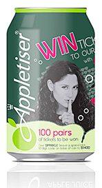 SINGER Eliza Doolittle has been has been named brand ambassador for Appletiser's Sparkle On campaign.