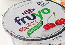 FAGE, the maker of Total Greek yoghurt, has launched Fruyo, a fat-free, high-protein Greek fruit yoghurt.