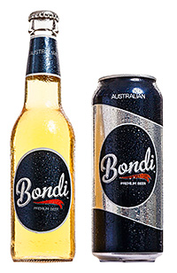 Bondi, launched ahead of Christmas and designed to catch the spirit of the beach.