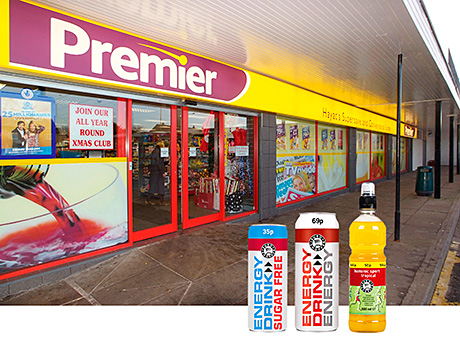 Premier Hayat's Supersave in Dundee. Major brands sell well on promotion but Booker's value range under the Euroshopper brand is popular too.