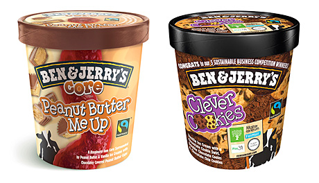 Ben & Jerry's Core range generated sales of over £1.7m in its first nine months. The brand's Fairtrade credentials are said to appeal to ethical consumers.Ben & Jerry's Core range generated sales of over £1.7m in its first nine months. The brand's Fairtrade credentials are said to appeal to ethical consumers.