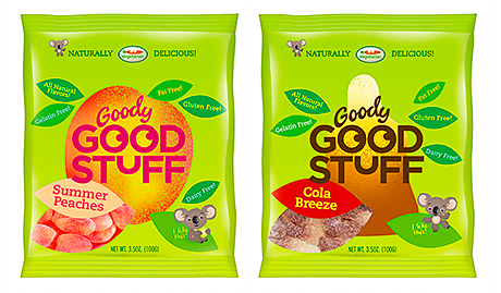 Goody Good Stuff sweets are now available as part of a multibag for wholesalers and independent retailers, which includes Summer Peaches and Cola Breeze flavours.