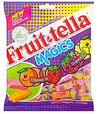 CONFECTIONERY company Perfetti Van Melle is targeting youngsters who are looking for a change.