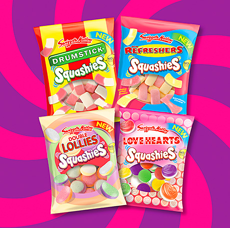 NEW products and greater production by manufacturers of products for seasonal events, has helped increase confectionery sales over the last two years, according to confectionery firm Swizzels Matlow.