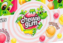 """Chewits Extreme Sour Apple and Xtreme Tutti Frutti, appeal more to teenagers, Lane said, because they have a """"mouth-watering sour taste"""" that teens like."""