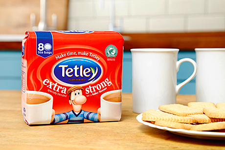 Tetley has added to its core brand by adding varieties such as Extra Strong, aimed at tea drinkers who want a powerful cuppa in a hurry. It sees its Estate Collection tea as offering a luxury upgrade at a reasonable price.