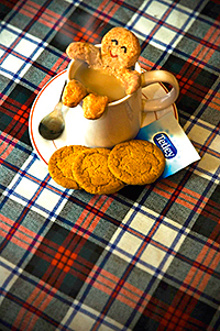 Tea is still Scotland's favourite hot drink. Black tea down while green and decaff grow