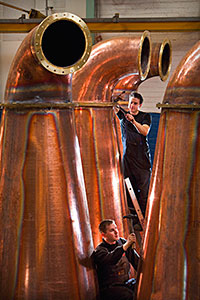 DRINKS giant Diageo says it will invest £1bn in its whisky operation over the next five years.