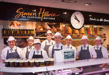 COTTISH butcher Simon Howie has given its Perth shop a major redesign in response to what it sees as growing demand from customers who want to shop at an outlet where they can receive first hand advice about the provenance of the produce.