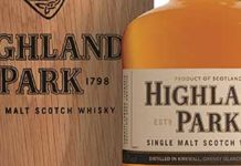 HIGHLAND Park's 25-year-old malt whisky has been awarded the first 100-point score at an industry festival in New York. The Orkney malt also lifted the chairman's trophy for best of category at Ultimate Beverage Challenge's fourth annual Ultimate Spirits Challenge.