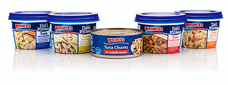 THE growing trend for taking a packed lunch to work has led fish brand Princes to add two new tuna products to its existing ranges.