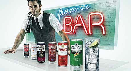 Maxxium has just launched Jim Beam Lime Splash - though it's not due to be in c-stores until later in the year. Diageo has announced a £2m campaign for its take-home premix range called From the Bar.