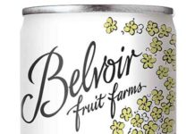 DELI favourite Belvoir has put its elderflower pressé and raspberry lemonade into a 250ml can, to help potential stockists who can't accept glass bottles.