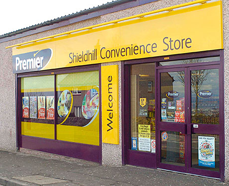 BRITAIN'S convenience stores are still showing growth that is outstripping the general grocery scene. And the country's symbol stores are still storming ahead, according to industry research and education group IGD.