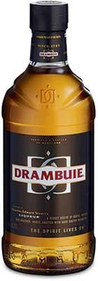 Drambuie, a familiar presence at the Edinburgh Festival in August.