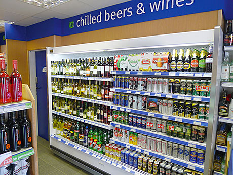 Landmark says its licensed range caters for all the tastes of summer and includes own-brand lines such as Scandia lager and Eridge Vale ciders. Its own-brand energy drink range LSV is now its energy top seller.