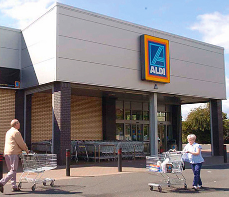 Kantar Worldpanel said Aldi once again took a record share of British grocery spending. It now accounts for 3.6% of  British grocery sales, said the researcher.