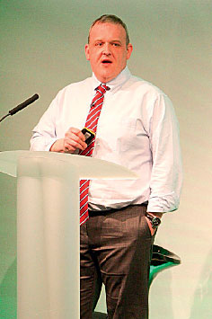 Scott Wharton, sales director, Londis.