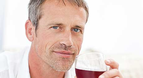 Red wine drinkers spend most on take-home drinks says the latest market report from the Wine and Spirit Trade Association. In a generally gloomy 12 months for drinks sales spiced rums were among the few drinks to show significant sales growth.