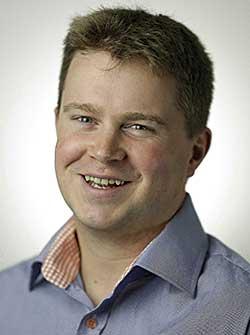 This issue: Matt Goddard, head of impulse field sales at Pepsico