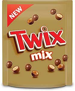 TWIX is the latest confectionery brand to go bitesize.