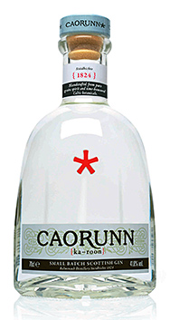 Caorunn, the Speyside- made gin often served with apple, is now in 88 Tesco stores in Scotland.