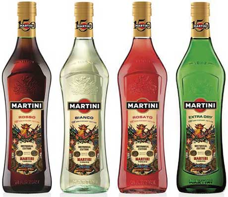 MARTINI is celebrating its 150th anniversary with a summer promotion designed to underline the brand's association with stylish and playful living.