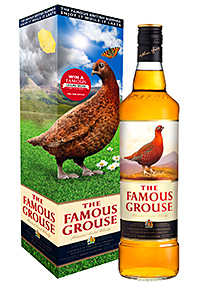 """The Famous Grouse's """"Enjoy it while it lasts"""" summer pack."""