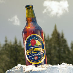 The Swedish connection. Kopparberg has a new ad campaign, pictured above, which highlights the cider's ingredients and refreshment.