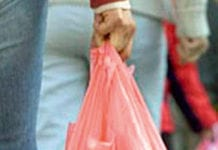 REPRESENTATIVES groups for Scotland's large and small shops gave a cautious welcome to the news that retailers will have to charge for plastic carrier bags from next year.