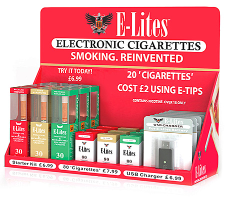 Electronic cigarettes have provided good business for some c-stores in recent times and a number of products have been built into significant brands. Once the necessary legislation is complete the e-cigs and other nicotine-containing products will be required to gain a licence as an over-the-counter medicine.