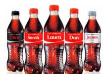 COCA-Cola's Share a Coke summer campaign that features personalised bottles of the world's biggest-selling soft drink has gone on the road.