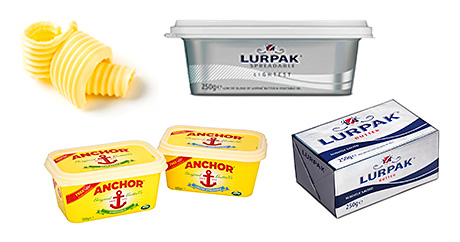 Anchor's current ad campaign brings the complete brand portfolio together for the first time. Lurpak's block butter is a baking staple. Its Lightest spread is now worth £12m, 15 months after its launch.