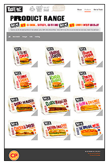 The launch of Taste Inc's ready-to-heat snack range earlier this year saw it introduce a list of 12 lines.