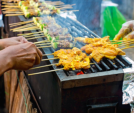 Street food available to hungry British travellers has fired up the nation's taste buds as consumers seek to savour the flavour back home, says CP Foods.