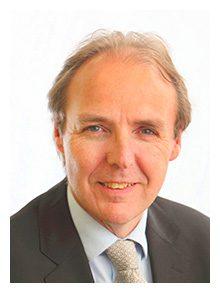 Mark Lane, group finance director, Highland Spring Group.