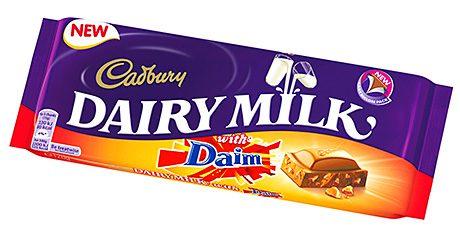Dairy Milk's latest new date
