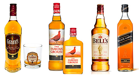 Grant's whisky has been busy in the convenience channel. Earlier this year it had a free glasses offer exclusively in impulse outlets. More recently it has introduced a 35cl PMP. Famous Grouse and Jim Beam added 70cl and 35cl PMPs in July. Teachers became available in 70cl PMP last month. Diageo, brand owner of Bell's, Johnnie Walker and other brands says whisky is the most vibrant spirits category worldwide and it has plans to rejuvenate the category in the UK.