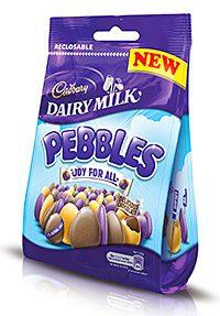 Cadbury Pebbles