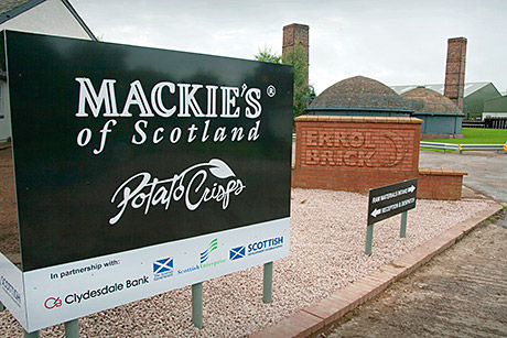 Scottish Government finance secretary John Swinney officially opens the new Mackie's Crisps factory in Errol. The new facility, on the site of a historic brickworks, will allow production to double. A visitor centre is planned at the site.
