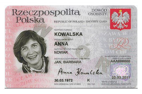 Examples of authentic national identity cards (as above)  for all EU member states and Switzerland can be found on the Council of Europe website: prado.consilium.europa.eu/en/searchByIssuingCountry.html