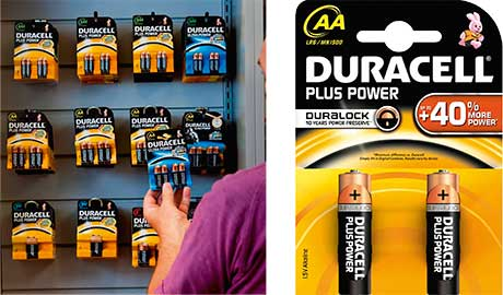An easy-to-shop main fixture is one of the fundamental pillars of profitable battery retailing argues P&G – the owner of market-leading brand Duracell. The brand's latest development is its Duralock technology, developed to ensure batteries retain charge over long periods in storage. Sanyo's eneloop rechargeable batteries are ready to use out of the pack, having been pre-charged using solar power.