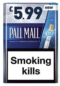 Tobacco PMPs now take more than half the volume of symbol and independent stores'  sales and the share is growing.