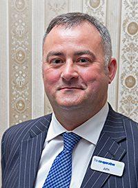 John Kelly, regional operations manager The Co-operative.